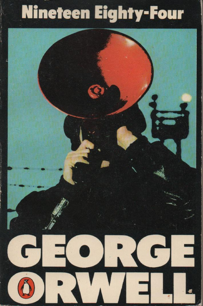 a summary of nineteen eighty four a dystopian novel by george orwell